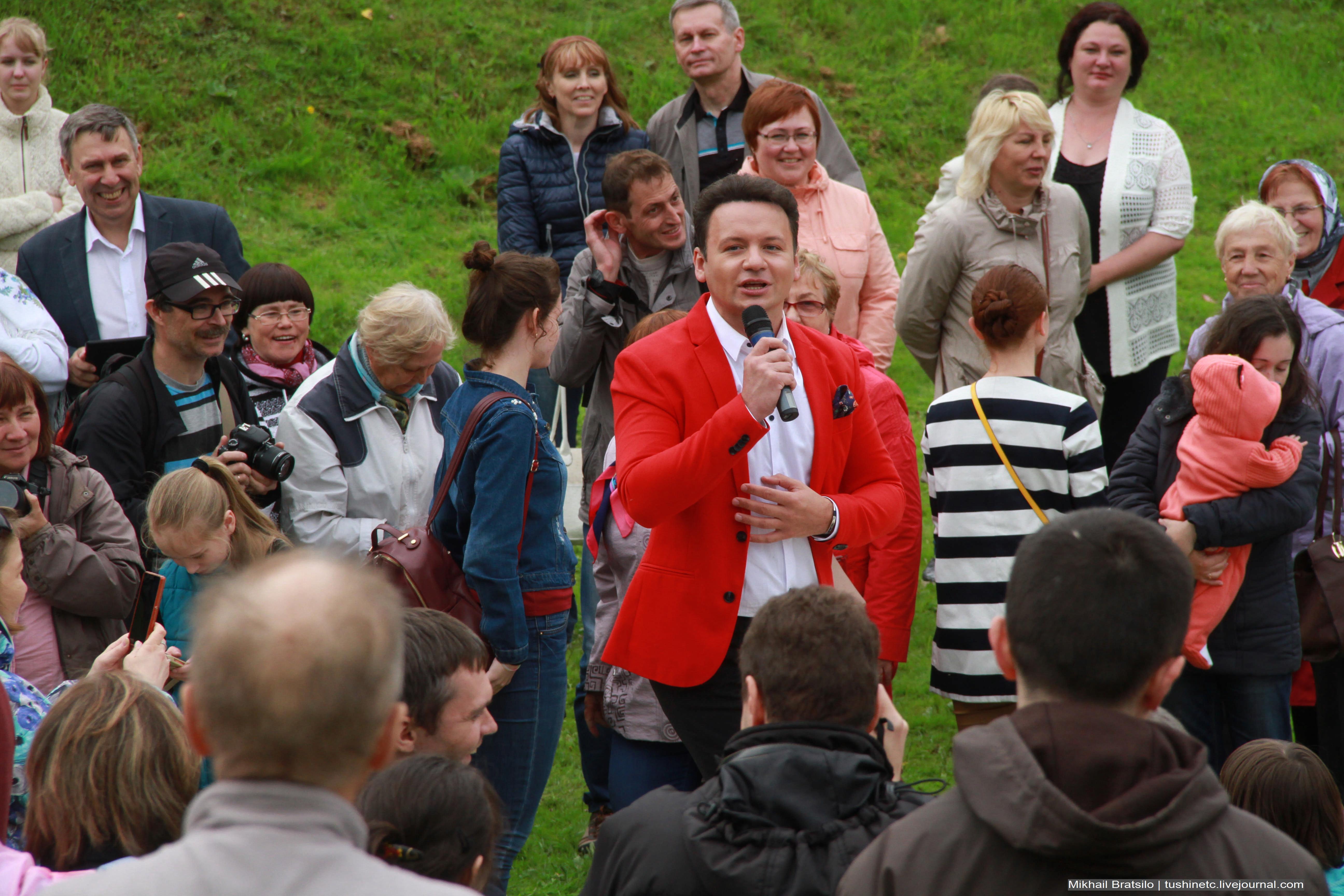 Некрасовский фестиваль в селе Вятское