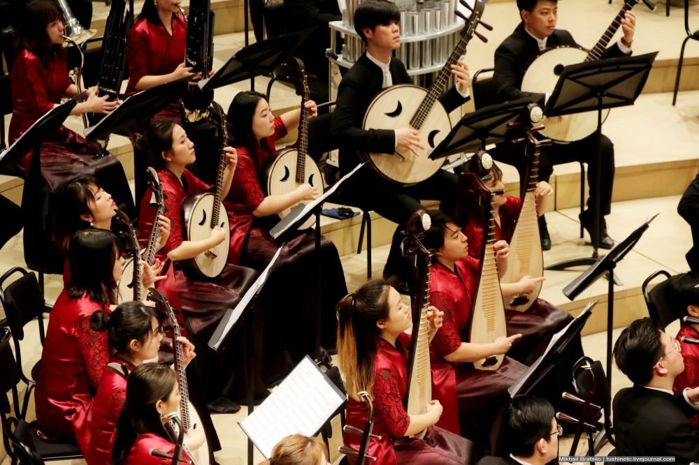Сучжоуский китайский оркестр