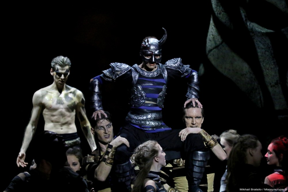 Три маски короля