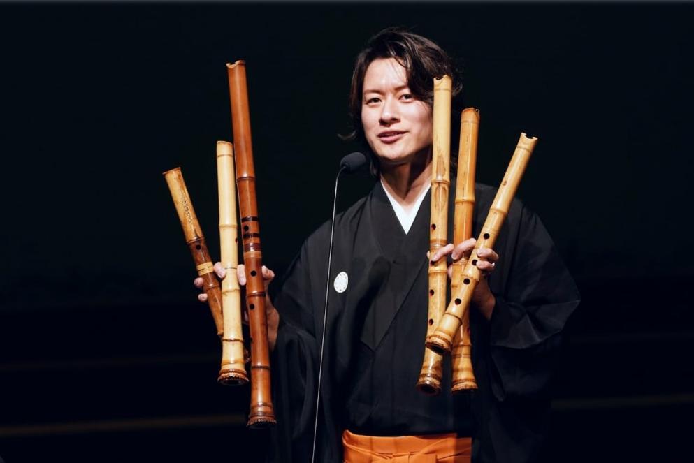 Японский музыкант