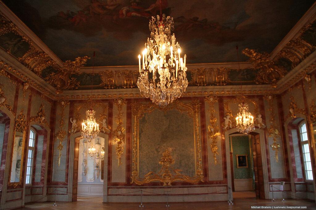 Дворец Бирона в Рундале