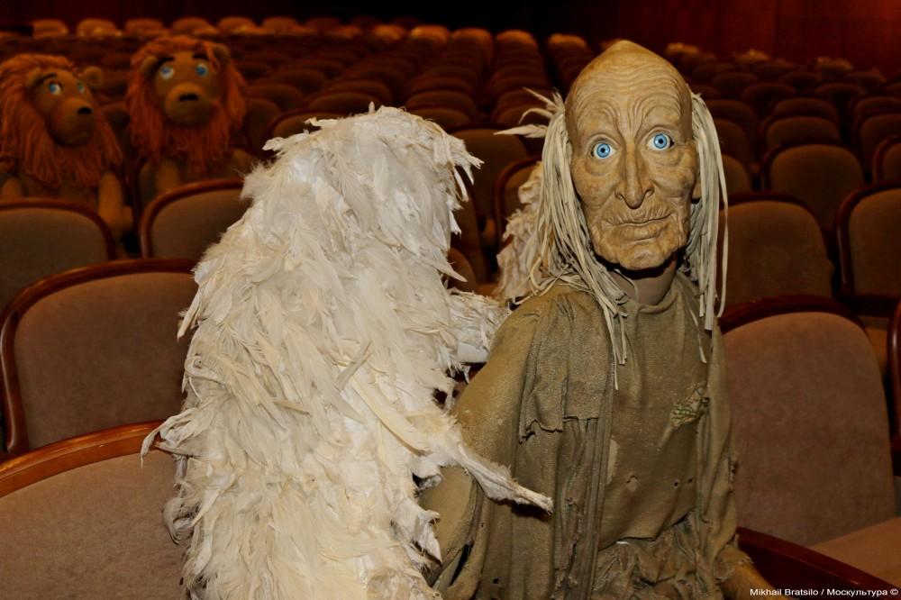 Театр кукол С.В.Образцова