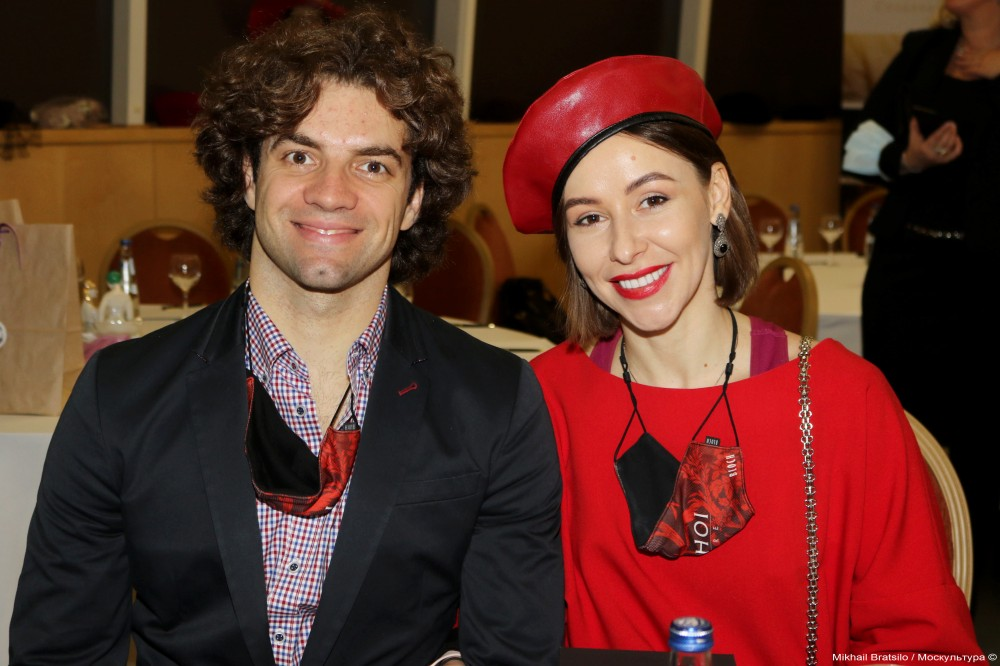 Игорь Цвирко, Кристина Кретова