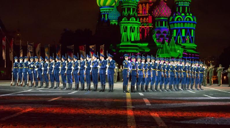 Рота почетного караула Вооруженных сил Республики Беларусь