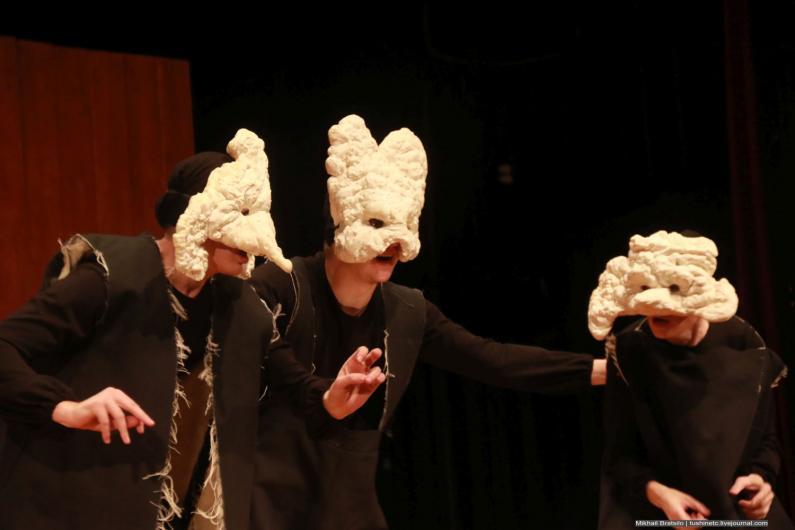 Школа современной пьесы