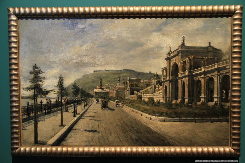 Музей Будапешта