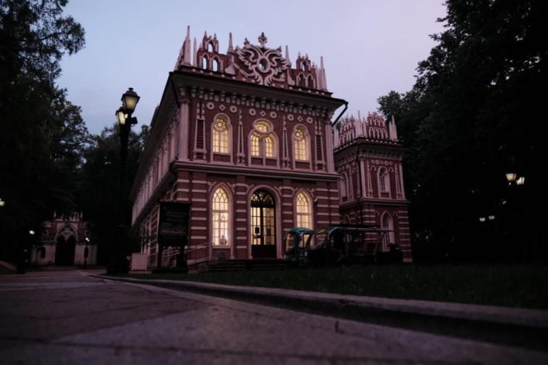 Царицыно