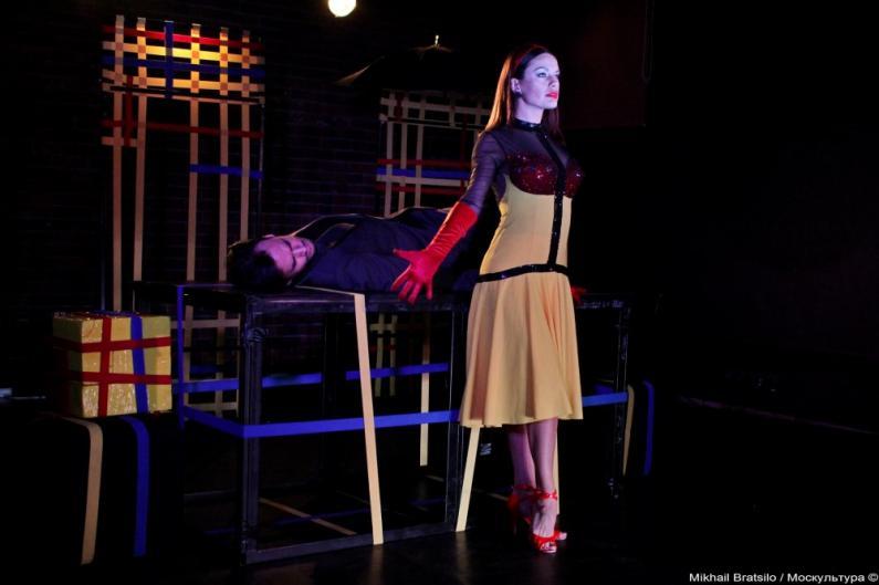 Московский театр танго