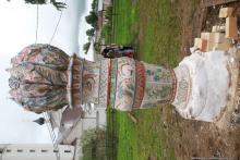 Фестиваль керамики в селе Вятское