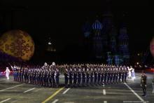 """Фестиваль """"Спасская башня-2017"""""""