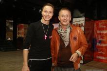 Максим Драченин, Олег Меньшиков