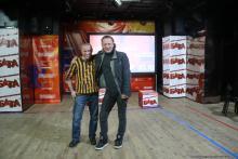 Дядя Миша и Олег Леушин